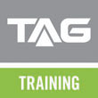 TAG Training lock-up Logo